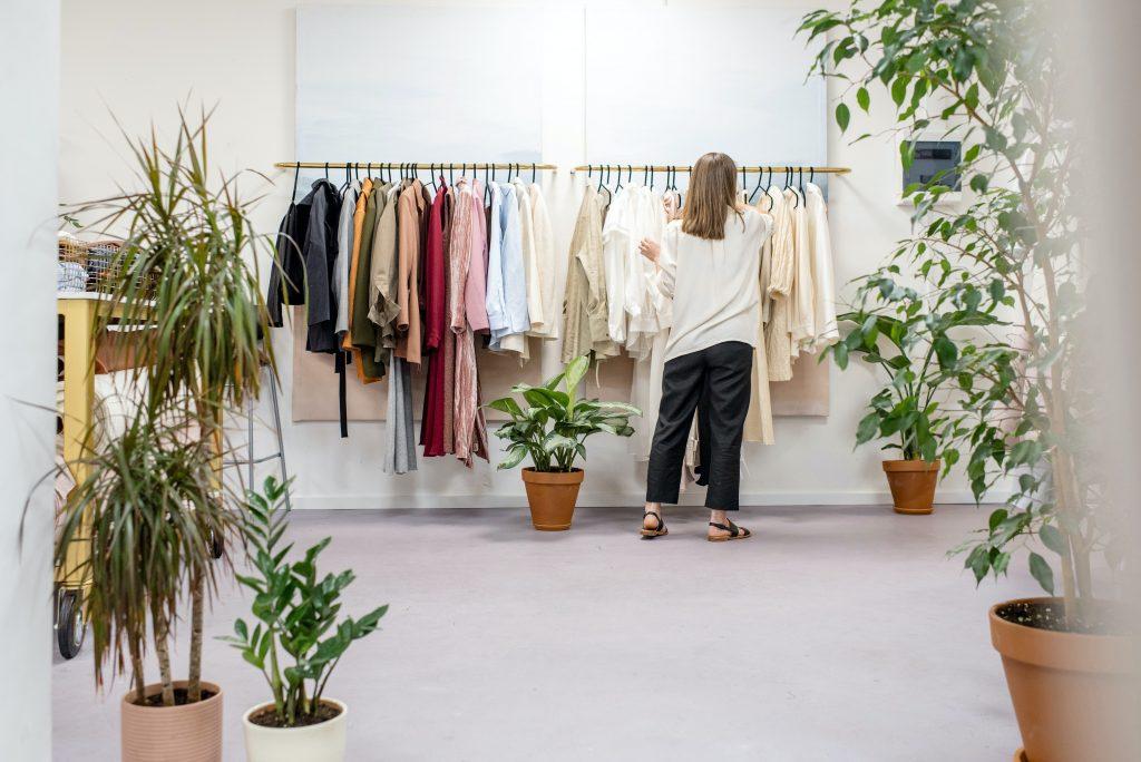 Sazonalidade no varejo de moda