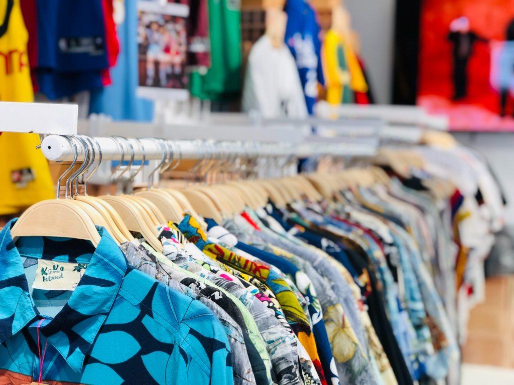 troca de estações de moda
